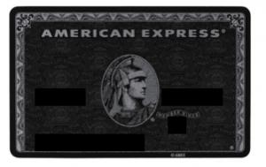 アメリカンエキスプレス・センチュリオンカード